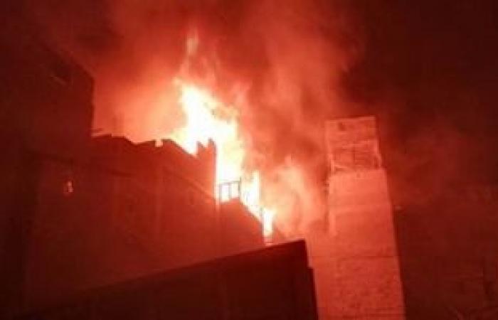 #اليوم السابع - #حوادث - مصرع فتاة فى حريق بسبب انفجار أنبوبة بوتاجاز داخل منزل بالقليوبية