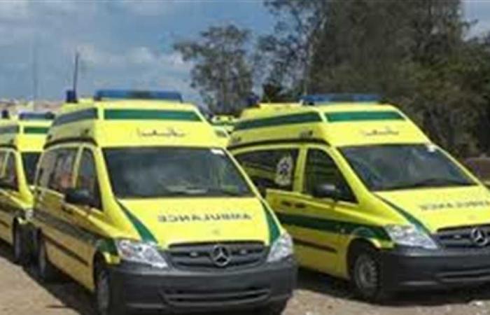 #المصري اليوم -#حوادث - إصابة 3 أطفال بحادث تصادم «توك توك» وسيارة في البحيرة موجز نيوز
