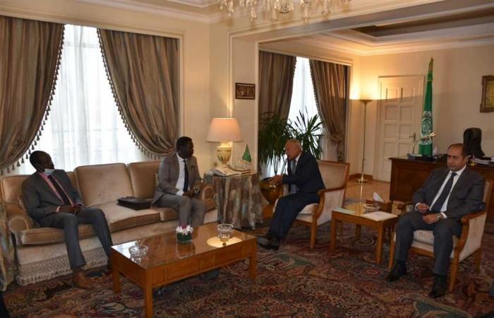 #المصري اليوم -#اخبار العالم - أبوالغيط يبحث تنفيذ اتفاق جوبا للسلام مع رئيس حركة تحرير السودان موجز نيوز
