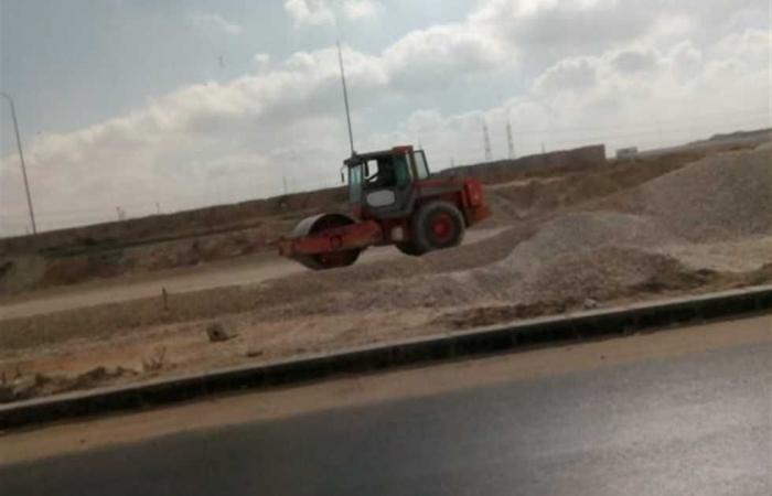 المصري اليوم - اخبار مصر- استمرار أعمال توسعة طريق «القاهرة - الفيوم» موجز نيوز