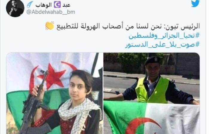 قضية مقدسة وأصالة شعب.. ردود أفعال واسعة حول تصريحات «تبون» عن فلسطين