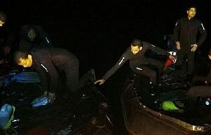 #اليوم السابع - #حوادث - غرق طفلين شقيقين وإنقاذ آخرين بمصيف بلطيم
