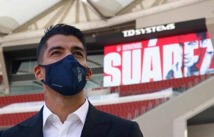 رياضة عالمية السبت سيميوني: سواريز سيمنحنا القوة الهجومية.. وتحدثنا معه قبل مغادرة برشلونة