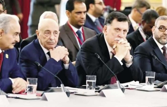 #المصري اليوم -#اخبار العالم - الليبيون يتفاوضون فى «بوزنيقة» على المناصب السيادية اليوم موجز نيوز