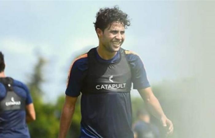 الوفد رياضة - لاعب مصر المقاصة : محمد إبراهيم لاعب كبير لكنه يتأثر نفسياً بالانتقادات موجز نيوز