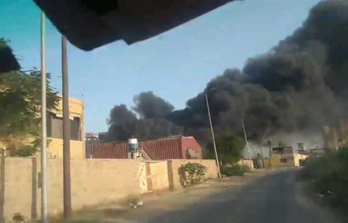 #المصري اليوم -#حوادث - السيطرة على حريق الخانكة.. شب في مخازن إحدى شركات الفلاتر موجز نيوز