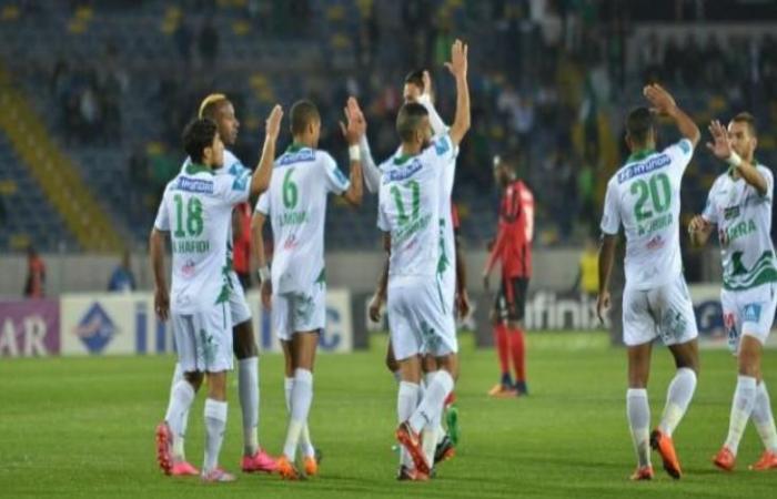 رياضة عربية الاثنين منافس الزمالك.. الرجاء يحقق فوزًا قاتلاً بالدوري المغربي