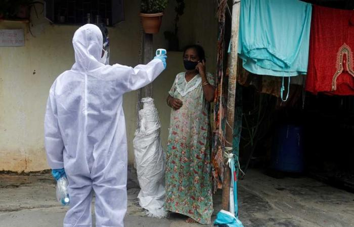 #المصري اليوم -#اخبار العالم - الهند تسجل 70589 إصابة جديدة بفيروس «كورونا» موجز نيوز