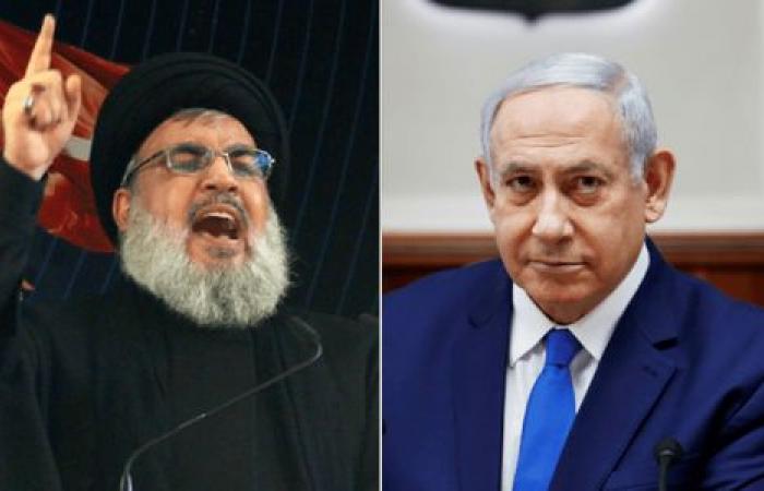 نتنياهو يؤكد ونصر الله ينفي وجود مخزن صواريخ سري في بيروت