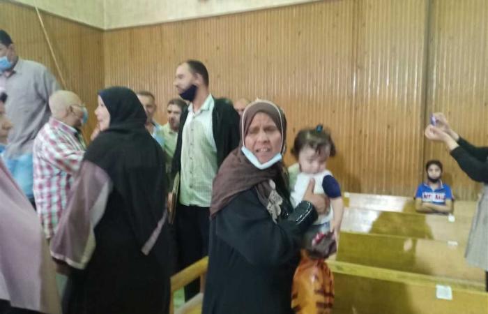 #المصري اليوم -#حوادث - تعرَّف ماذا قالت «حماة» ضحية «مذبحة كفر الدوار» لقاتل زوجة ابنها وحفيديها موجز نيوز