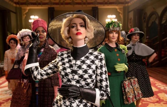 #اليوم السابع - #فن - طرح الإعلان التشويقى لفيلم The Witches بطولة آن هاثاواى.. فيديو وصور