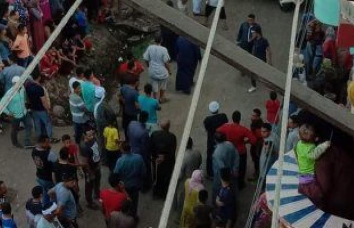 #اليوم السابع - #حوادث - إصابة 8 أشخاص فى مشاجرة بالشوم والعصى بين عائلتين فى كوم أمبو