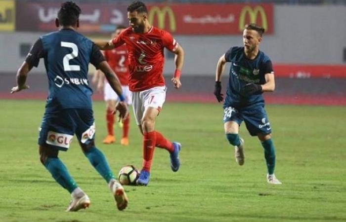 الوفد رياضة - موسيماني يعلن قائمة الأهلي لمباراة إنبي موجز نيوز