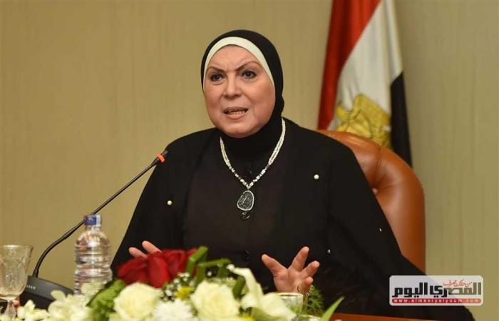 #المصري اليوم - مال - وزيرة التجارة: تطبيق المعايير الدولية لتعزيز تنافسية القطن المصرى خارجيًا موجز نيوز