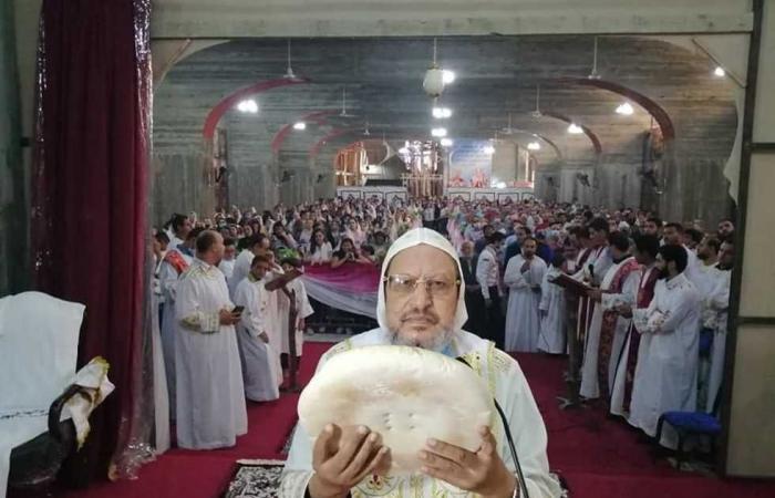 المصري اليوم - اخبار مصر- مطرانية شبرا الخيمة: نقف على مسافة واحدة من مرشحي «النواب» موجز نيوز