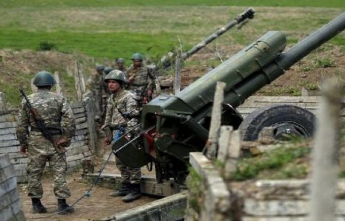 رسميًا.. روسيا تعلن وقف إطلاق النار بين أرمينيا وأذربيجيان