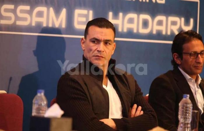 """""""لم اعتزل بعد"""".. الحضري يوجه رسالة دعم لمحمد عبدالمنصف"""