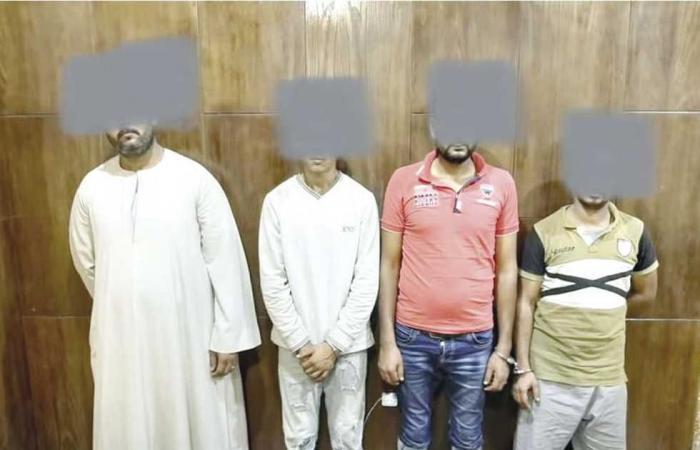 #المصري اليوم -#حوادث - 4 متهمين وراء خطف «مزارع الصف» موجز نيوز