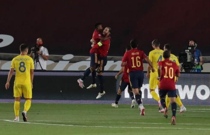 رياضة عالمية الأحد دوري أمم أوروبا.. إسبانيا تتصدر بفوز على سويسرا.. وألمانيا تحقق أول انتصار