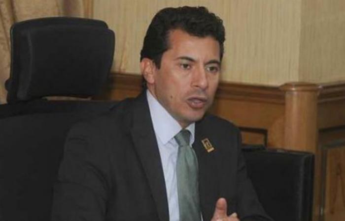 الوفد رياضة - وزير الرياضة يبحث التعاون الثنائي مع رئيس الأكاديمية العربية للعلوم والتكنولوجيا موجز نيوز