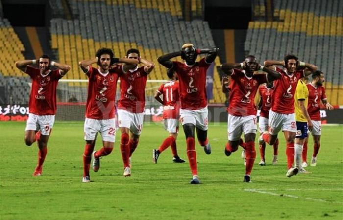 موسيماني يضم 22 لاعبًا لقائمة الأهلي استعداداً لموقعة الوداد