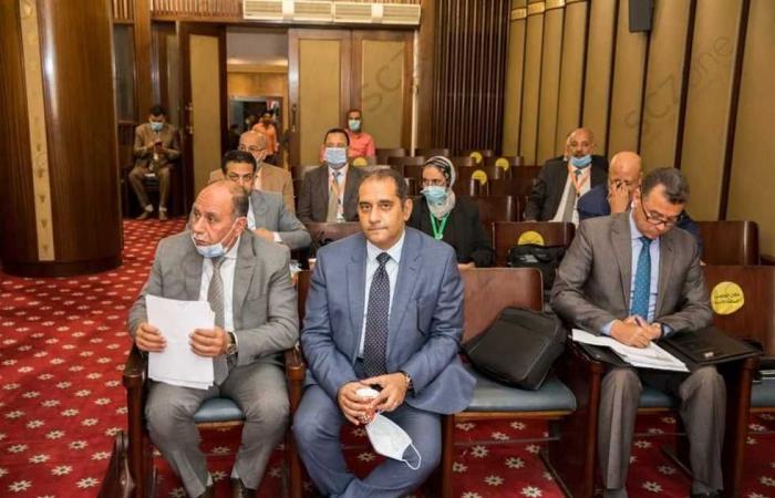 #المصري اليوم - مال - «اقتصادية النواب» توافق على مشروع «الرورو» في ميناء شرق بورسعيد موجز نيوز