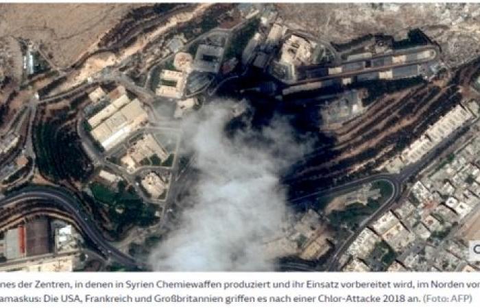 صحيفة ألمانية: الأسد يُخفي أسلحة كيماوية في 60 موقعًا بسوريا