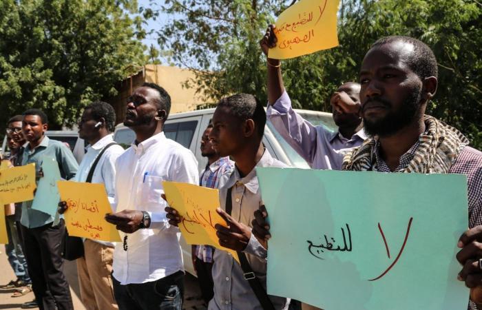 فيديو| «الشطب بدأ».. آخر تطورات حذف السودان من قائمة الإرهاب