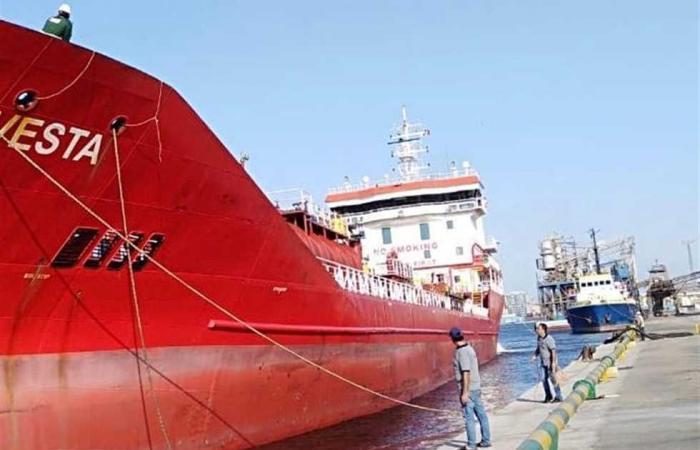 #المصري اليوم - مال - انتظام العمل في موانئ بورسعيد وإجمالي الحركة 28 سفينة موجز نيوز