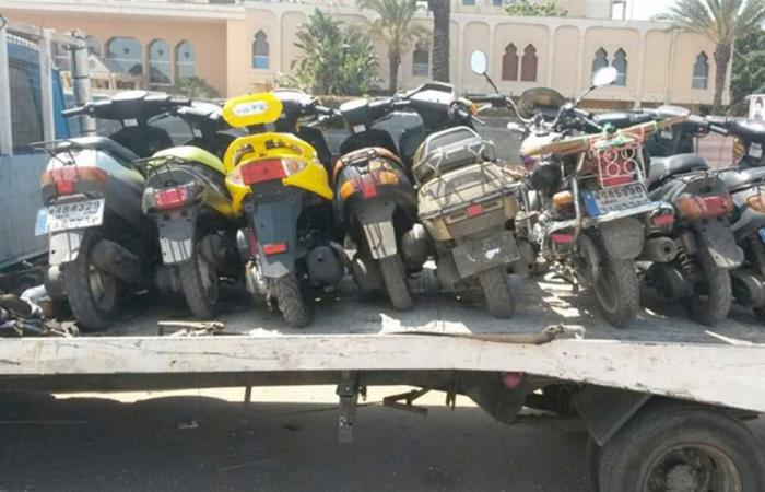 #المصري اليوم -#حوادث - حملة لضبط السيارات والدراجات المسروقة بالقاهرة موجز نيوز