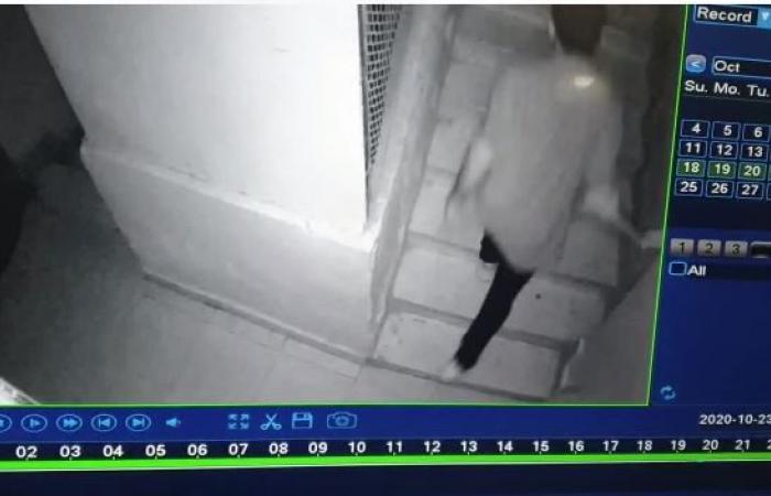 #اليوم السابع - #حوادث - سرقة مشغولات ذهبية ولاب توب من شقة في الهرم