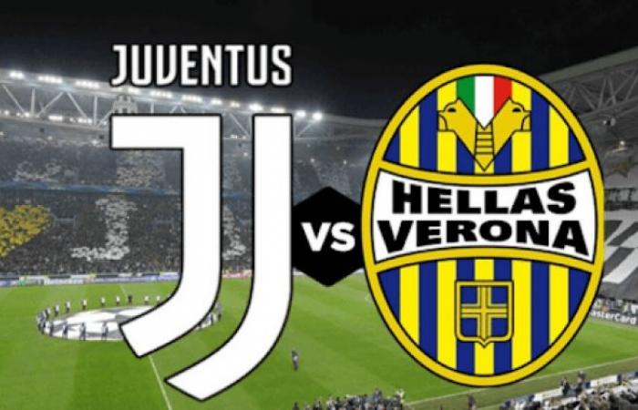 الوفد رياضة - مشاهدة مباراة يوفنتوس وهيلاس فيرونا بث مباشر الدوري الايطالي موجز نيوز