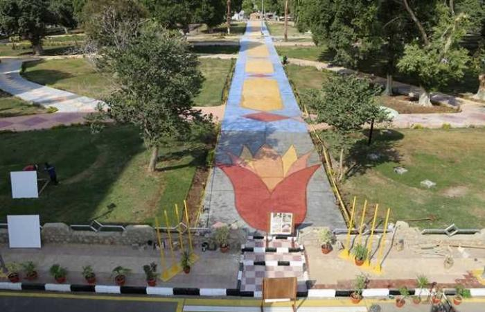 المصري اليوم - اخبار مصر- محافظ السويس يفتتح حديقة الفرنساوي العريقة بعد أعمال التطوير والتجميل موجز نيوز