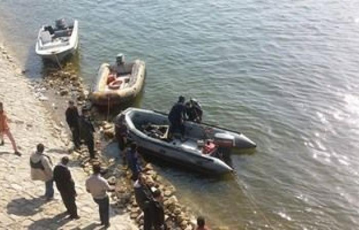 #اليوم السابع - #حوادث - انتشال جثة شاب من نهر النيل بشبرا الخيمة فى القليوبية