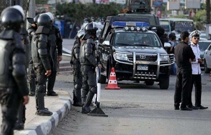 الوفد -الحوادث - ضبط 21 متهمًا بحوزتهم مواد مخدرة خلال حملات أمنية بالجيزة موجز نيوز