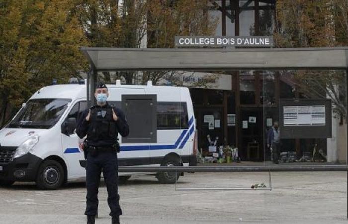 فيديو  حادث طعن جديد بفرنسا.. والحكومة تواجه المأزق بـ«خلية أزمة»