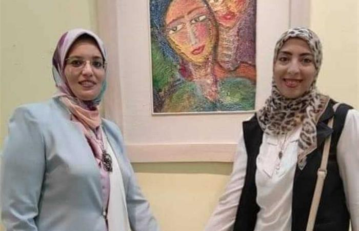 المصري اليوم - اخبار مصر- افتتاح معرض «المرأة حالة تعبيرية» بالسويس موجز نيوز