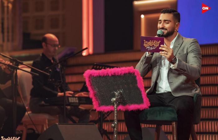 #اليوم السابع - #فن - شرنوبى ماعرفش يهرب من شر أبلة فاهيتا.. ويعتذر لزوجته من هذه الأغنية الصادمة