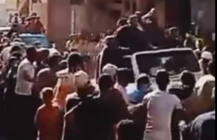 #المصري اليوم -#حوادث - سيارة تدهس 5 أطفال في الاحتفال بإعادة مرشح بانتخابات النواب وتقتل أحدهم (فيديو وصور) موجز نيوز