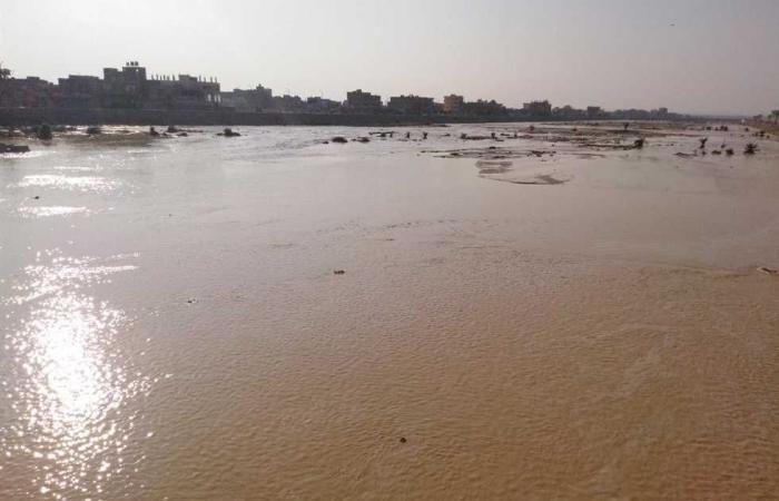 المصري اليوم - اخبار مصر- شمال سيناء تستعد للسيول المحتملة بتطهير المخرات ورفع كفاءة السدود موجز نيوز