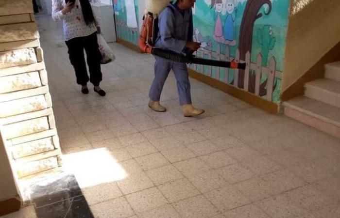 المصري اليوم - اخبار مصر- انطلاق المبادرة الرئاسية لعلاج أمراض سوء التغذية لأطفال المدارس في مطروح موجز نيوز