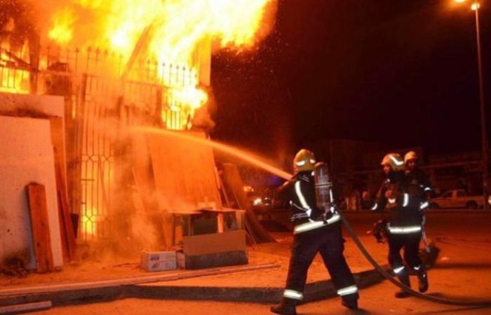 الوفد -الحوادث - الحماية المدنية تسيطر على حريق مخلفات بأرض فضاء في البدرشين موجز نيوز