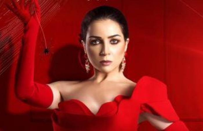 """#اليوم السابع - #فن - انطلاق الحلقات الأولى من مسلسل """"خيط حرير"""" لـ مى عز الدين اليوم"""