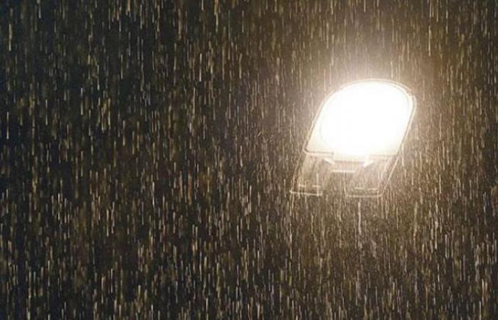 الوفد -الحوادث - المرور: إغلاق طريق نوبيع - سانت كاترين بسبب الأمطار الغزيرة موجز نيوز