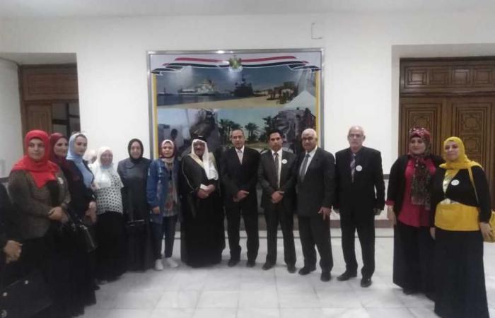 المصري اليوم - اخبار مصر- محافظ شمال سيناء: نحن على مسافة واحدة من جميع الأحزاب موجز نيوز
