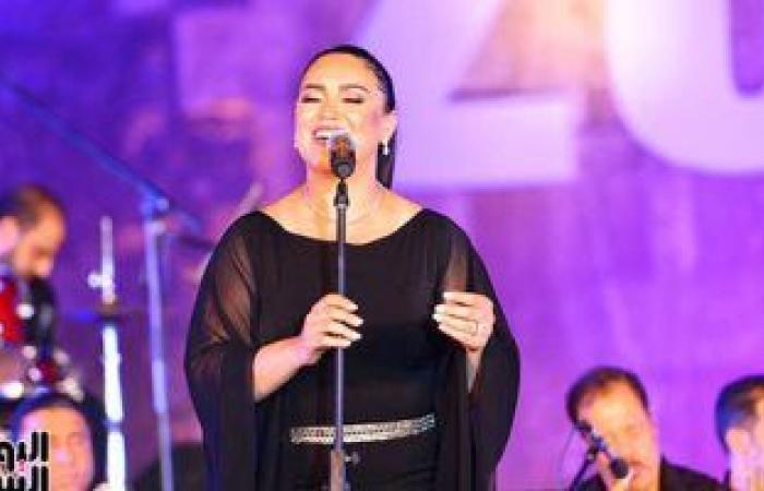 #اليوم السابع - #فن - اليوم مى فاروق وكارمن سليمان فى حفل مهرجان الموسيقى العربية بالأوبرا