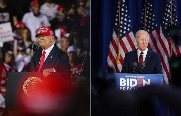 سيناريوهات مؤلمة للانتخابات الأمريكية.. ماذا يحدث في حالة النزاع بين ترامب وبايدن؟ (فيديو)
