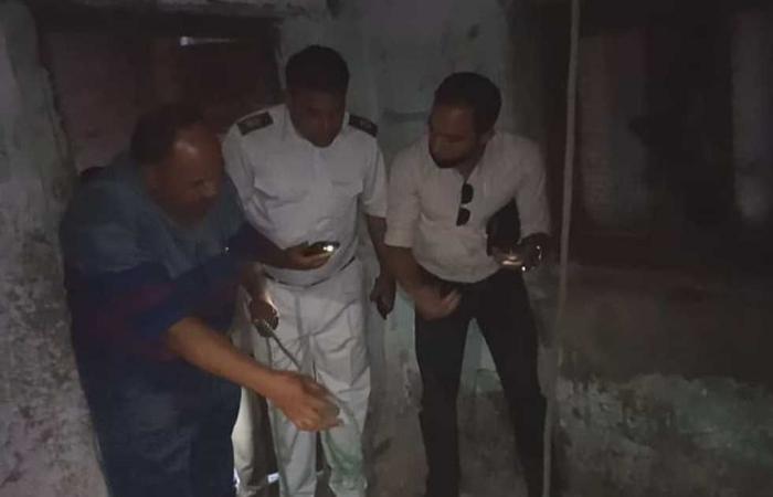 #المصري اليوم -#حوادث - ضبط شخص أثناء التنقيب عن الآثار بمنزله تسبب في تصدع عقار مجاور بالدقهلية موجز نيوز