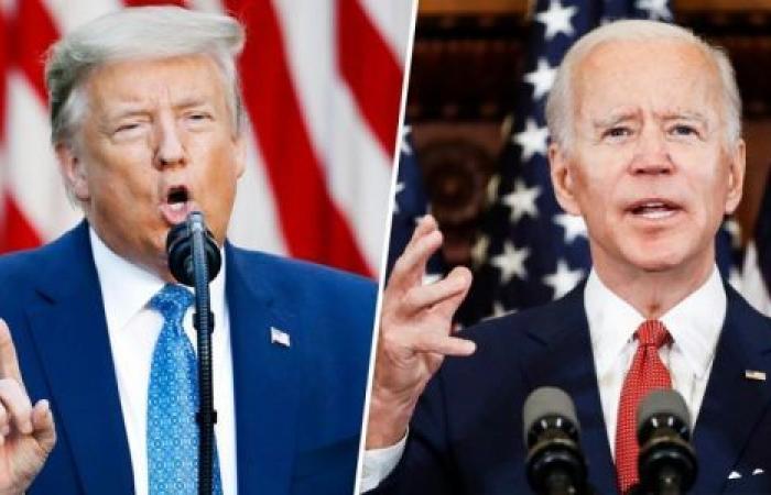آخر إحصائيات الانتخابات الأمريكية.. بايدن يتقدم على ترامب في جورجيا وبنسلفانيا