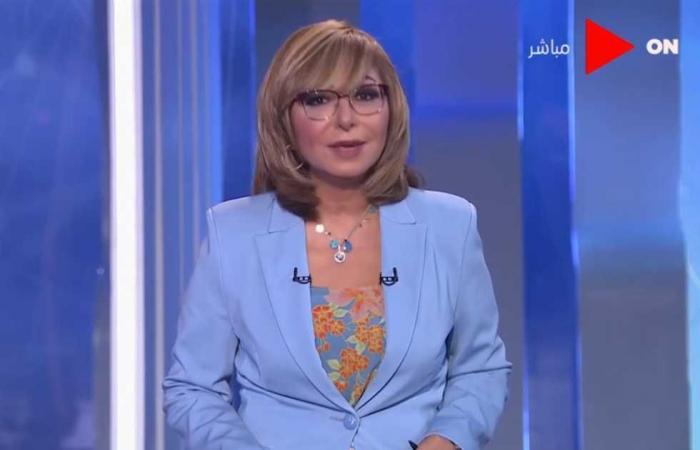 المصري اليوم - اخبار مصر- لميس الحديدي: السيسي أول زعيم عربي يهنئ بايدين بفوزه بالرئاسةالأمريكية موجز نيوز